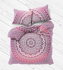 cute pink bedding set with matching pillow covers
