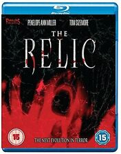 The Relic  - Blu ray NEW & SEALED - Tom Sizemore, Penelope Ann Miller