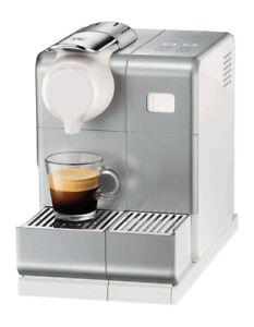 Delonghi Nespresso Lattissima Touch Coffee Machine Silver EN560S