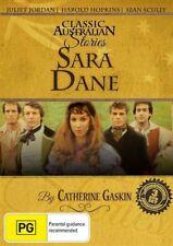 Sara Dane CLASSIC AUSTRALIAN STORIES (DVD, 2013, 3-Disc Set) New And Sealed