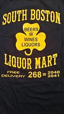 "South Boston Liquor Mart ""SOUTHIE"" Large T-Shirt The One And Only  21 x 24"