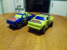 Pick Up Trucks Ho Scale Slot Cars Pair! !