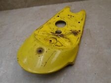 Yamaha 80 TY TRIALS TY80-A Used Seat Cowl Panel Cover 1974 YB189 WD