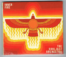 THE SOULJAZZ ORCHESTRA - INNER FIRE - CD 10 TITRES - 2014 - NEUF NEW NEU