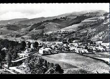 CAMPAN (65) VILLAS & EGLISE en vue aérienne en 1950