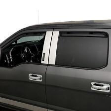 Putco 580112 Element Tinted Window Visors 4-Pc Fits 04-08 Ford F-150 SuperCab