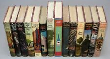 14 Novels by JEAN PLAIDY inc. Royal Road to Fotheringay (1955 1st Ed) all hb dj