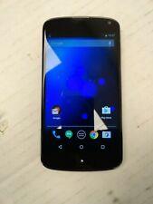 LG Nexus 4 E960 Black 8GB Unlocked Smartphone  --(4B4.PH.8.71.AU)