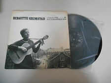 LP Ethno Brigitte Grimstad - Utdrag Fra Aulakonserten (15 Song) RCA VICTOR NORGE