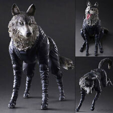 PLAY ARTS KAI METAL GEAR SOLID V THE PHANTOM PAIN D-DOG  PAINTED ACTION FIGURE