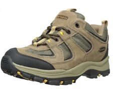 NEVADOS Boomerang II Low Hiking Trail Shoes Tan Brown Men's Size 11W 11 Wide