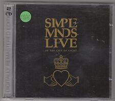 SIMPLE MINDS - live in the city of light CD
