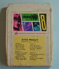 8 TRACK CASSETTE / CARTRIDGE ---- ELVIS PRESLEY GREATEST HITS VOL 1