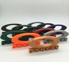 New Oakley Display Logo Plaque Custom 3d Printed Multiple Sizes and Colors