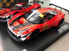 "Carrera Digital 124 23838 Ferrari 458 Italia GT3 ""Kessel Racing, No.69 BOX OVP"