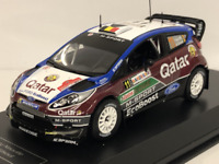 Ford Fiesta RS WRC No11 T.Neuville N.Gilsoul 2013 Italy 1:43 Scale