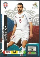 PANINI EURO 2012-ADRENALYN XL-CESKA REPUBLIKA-CECH REPUBLIC-TOMAS SIVOK