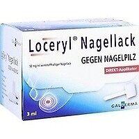 LOCERYL Nagellack gegen Nagelpilz DIREKT-Applikat. 11286175 3 ml