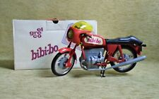 Bibi - bo Motorcycle motorbike NIB El greco Made in Greece Greek Rare Vintage
