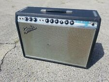 1967 Fender Deluxe Reverb Guitar Amplifier