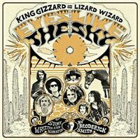 King Gizzard and the Lizard Wizard - Eyes Likes The Sky [New CD] Reissue