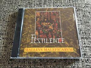 PESTILENCE Malleus Maleficarum CD