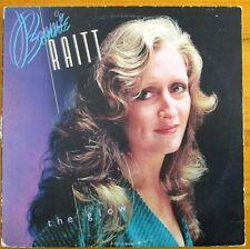"BONNIE RAITT ""THE GLOW"" 1979 LP Vinyl Record Warner Bros.HS 3369"