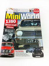 Mini World Magazine January 2010 - Mini Minor Cooper Rover Rally