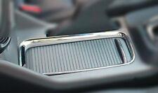 ABS Inner Watet Cup Holder Cover Trim Frame For Honda Civic Sedan 2012 2013 2014