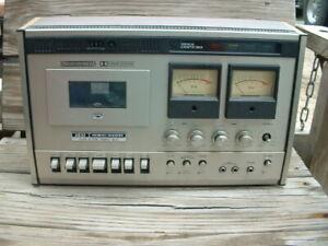 Vintage AKAI GXC-510D Rare Vertical Cassette Deck