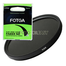 Fotga 52mm Neutral Density ND8 Lens Filter Screw Mount