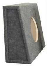 "Speaker Subwoofer Box Enclosure 8"" Single Sealed Truck Box Particle Board"