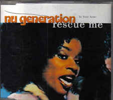 Nu Generation-Resque Me  cd maxi single