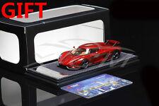 Car Model SophiArt Koenigsegg Regera 1:43 (Red) + SMALL GIFT!!!!!!