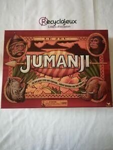 jeu de société jumanji Cardinal complet TBE
