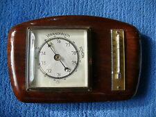 Barometer ca. 50 Jahre alt Fabrikat TT Thermometer