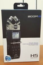 Zoom ~ H5 ~ Four Track ~ Portable Field Audio Recorder ~ W/ Case