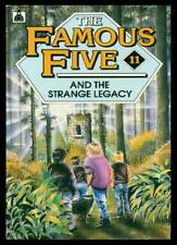 The Famous Five and the Strange Legacy (Knight Books),Claude Voilier