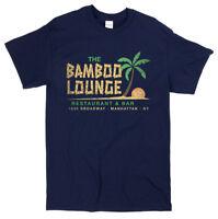 Goodfellas Inspired Bamboo Lounge T-shirt - Retro 80's Mafia Movie Film Tee NEW