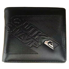 NEW IN BOX Quiksilver Men's Surf Synthetic Leather Wallet Christmas Gift #01