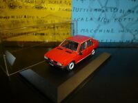1/43 Alfa Romeo Giulietta 1978 rosso red rouge rot rojo - professional repainted