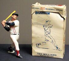 1958-1962 Hartland Plastics Baseball Statue Ted Williams with Original Box