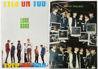 GOT7 KPOP [ EYES ON YOU ] Mini Album Official Look Book + Photo Sticker