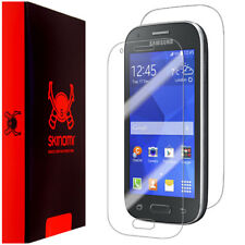 Skinomi Clear Full Body Protector Film Cover for Samsung Galaxy Ace Style