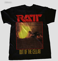 New! RATT Out of the Cellar Heavy Metal T-shirt Men Tee All Size S - 4XL PP359