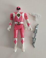 1993 Vintage Pink Mighty Morphin Power Rangers Flip Head Figure COMPLETE Kim
