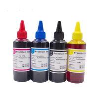 PREMIUM DYE SUBLIMATION INK 100ML BOTTLES FOR EPSON ET-2720 ET- 2760 PRINTERS