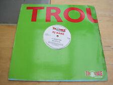 DJ KANE - IZAAC'S STORY - TROUBLE ON VINYL RECORDS TOV12002
