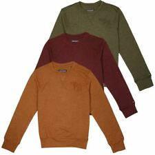 Tommy Hilfiger Kid's Heather TH Deluxe L/S T-Shirt
