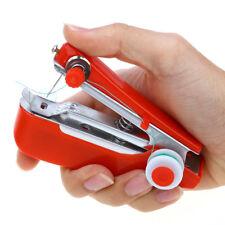 Portable Mini Manual Sewing Machine Stitch Sewing Machine Handheld Quick Home